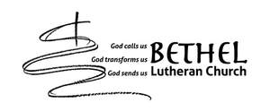 Official logo for Bethel Lutheran, a proud partner helping end childhood homelessness